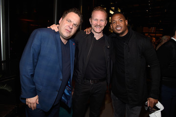 Jeff Garlin Entertainment Weekly And PEOPLE Upfronts Party At Second Floor In NYC Presented By Netflix And Terra Chips - Inside
