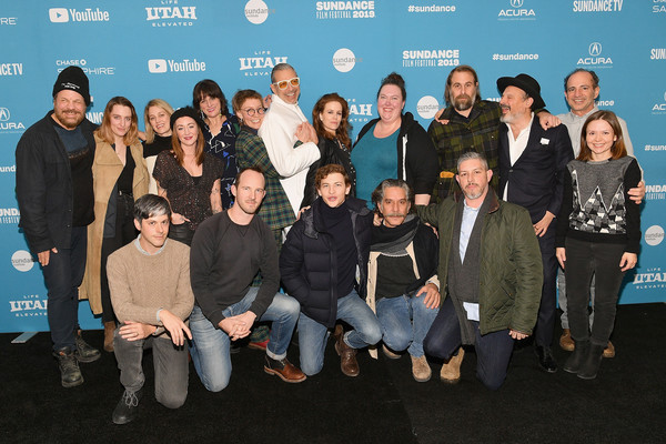 2019 Sundance Film Festival - 'The Mountain' Premiere [the mountain premiere,social group,team,event,youth,community,tourism,crew,cast,jeff goldblum,annemarie lawless,rick alverson,tye sheridan,pose,the marc theatre,sundance film festival]