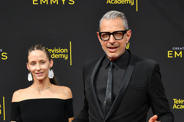 Jeff Goldblum 2019 Creative Arts Emmy Awards - Arrivals