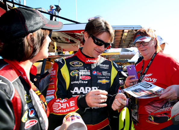 Jeff Gordon Pictures Texas Motor Speedway Day 2 Zimbio