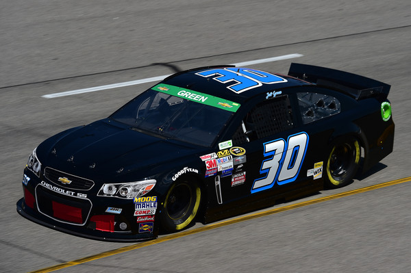 Jeff Green Pictures - Richmond International Raceway - Day 1 - Zimbio