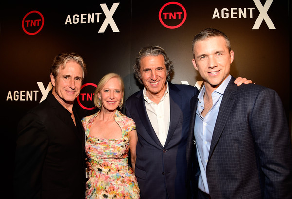 TNT's 'Agent X' Screening
