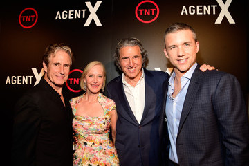 Jeff Hephner TNT's 'Agent X' Screening