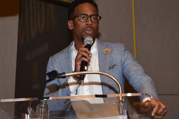 Jeff Johnson HISTORY's 'Roots' Screening With Cast Member Tip 'T.I.' Harris and Executive Producer Will Packer