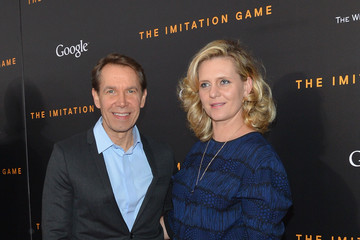 Jeff Koons Justine Wheeler Koons Premiere Of The Imitation Game, Hosted By Weinstein Company