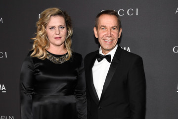Jeff Koons 2016 LACMA Art + Film Gala Honoring Robert Irwin and Kathryn Bigelow Presented by Gucci - Red Carpet