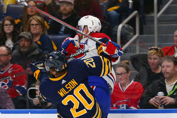 Jeff Petry Montreal Canadiens Vs. Buffalo Sabres