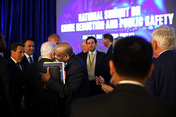 Jeff Sessions Jeff Sessions and Rod Rosenstein Attend Crime Reduction and Public Safety Summit