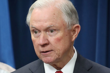 Jeff Sessions Tillerson, Kelly And Sessions Announce New Immigration Executive Order