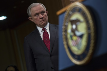 Jeff Sessions Attorney General Jeff Sessions Delivers New Opioid Policy Announcement