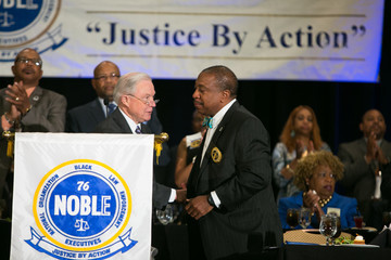 Jeff Sessions AG Sessions Addresses National Organization of Black Law Enforcement Executives