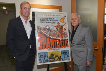 """Jeff Sharp The Academy Of Motion Picture Arts And Sciences' Last 70mm Film Festival Screening Of """"Spartacus"""""""