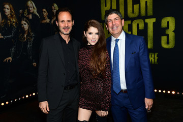 Jeff Shell Premiere of Universal Pictures' 'Pitch Perfect 3' - Red Carpet