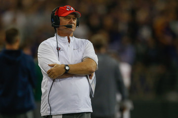 Jeff Tedford Fresno State v Washington