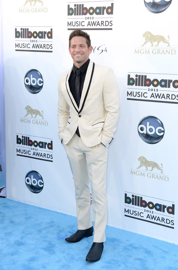 Jeff Timmons - Arrivals at the Billboard Music Awards — Part 3