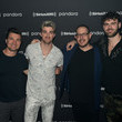 Jeff Zuchowski The Chainsmokers Perform Exclusive Concert For SiriusXM And Pandora  As Part Of Its Super Bowl Week Opening Drive Super Concert Series