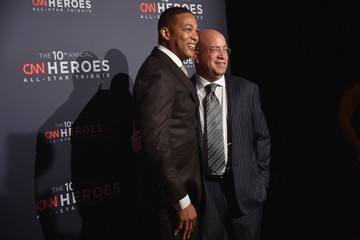 Jeff Zucker CNN Heroes 2016 - Red Carpet Arrivals