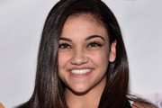US Olympic Gymnast Laurie Hernandez attends the Jefferson Awards Foundation 2017 NYC National Ceremony at Gotham Hall on March 15, 2017 in New York City.