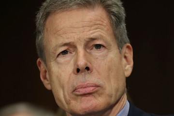 Jeffrey Bewkes CEO's Of AT&T And Time Warner Testify On Merger To Senate Judiciary Committee
