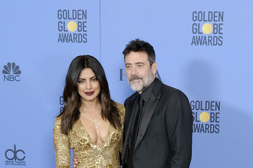 Jeffrey Dean Morgan 74th Annual Golden Globe Awards - Press Room