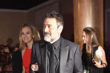 Jeffrey Dean Morgan 74th Annual Golden Globe Awards - Cocktail Reception