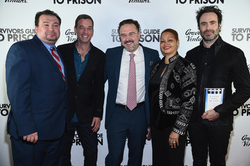 Jeffrey Deskovic 'Survivors Guide to Prison' New York Premiere