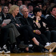 Jeffrey Katzenberg Memphis Grizzlies v Los Angeles Lakers
