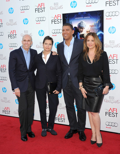 "AFI FEST 2012 Presented By Audi - ""Rise Of The Guardians"" Premiere - Arrivals"