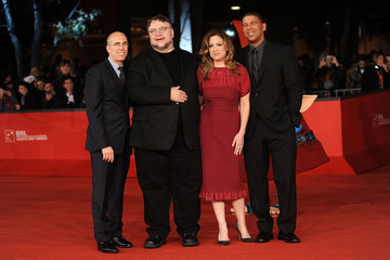 Jeffrey Katzenberg Christina Steinberg 'Rise Of The Guardians' Premiere - The 7th Rome Film Festival