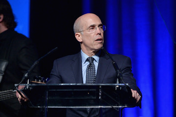 Jeffrey Katzenberg 'Pioneer of the Year' Dinner in LA