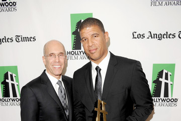 Jeffrey Katzenberg Peter Ramsey 16th Annual Hollywood Film Awards Gala Presented By The Los Angeles Times - Inside