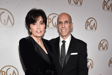 Jeffrey Katzenberg 27th Annual Producers Guild of America Awards - Red Carpet