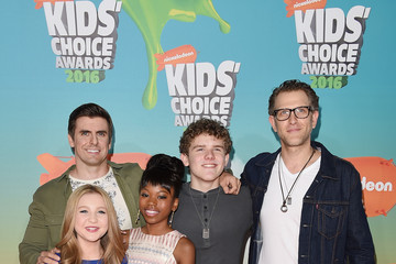 Jeffrey Nicholas Brown Nickelodeon's 2016 Kids' Choice Awards - Arrivals
