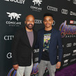 Jeffrey Wright Audi Arrives At The World Premiere Of 'Avengers: Endgame'