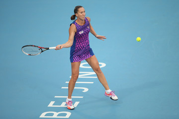 Jelena Jankovic China Open: Day 3