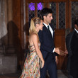 Jelena Ristic Red Carpet Arrivals at the Wimbledon Champions Dinner