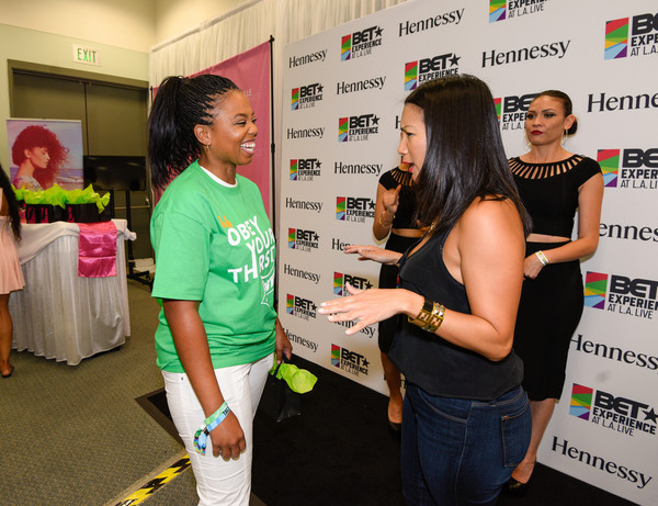 Official BET Experience Gifting Suite Sponsored by Hennessy [youth,event,hennessy,thuy-anh j. nguyen,jemele hill,bet experience gifting suite,bet experience gifting suite,los angeles convention center,west coast,california,l]