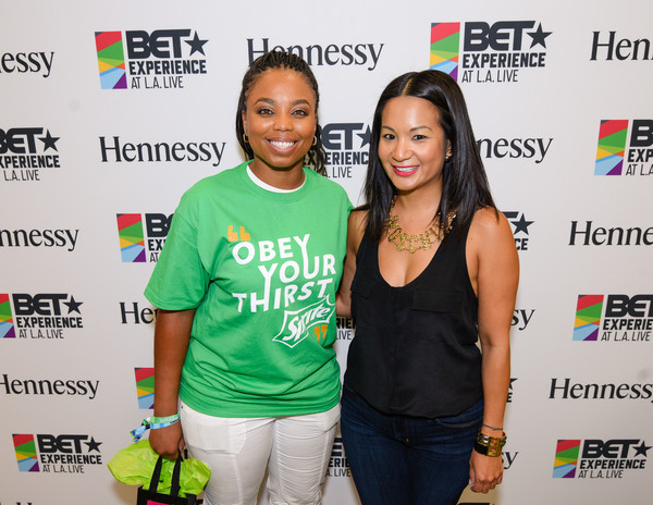Official BET Experience Gifting Suite Sponsored by Hennessy [youth,event,talent show,style,hennessy,thuy-anh j. nguyen,jemele hill,bet experience gifting suite,bet experience gifting suite,los angeles convention center,west coast,california,l]