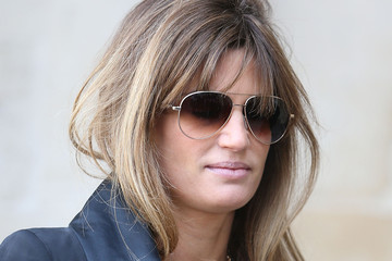 Jemima Khan Memorial Service Held for David Frost