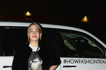 Jemima Kirke Lexus Activation - February 2017 - New York Fashion Week: The Shows