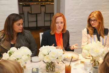 Jen Psaki Glamour and Facebook Host Brunch to Discuss Sexism in 2016 During WHCD Weekend