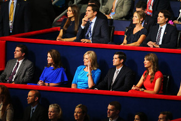 Jen Romney Romney Accepts Party Nomination At The Republican National Convention