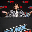 Jen Spyra Comedy Central's Fairview and Washingtonia Panels at New York Comic Con 2021