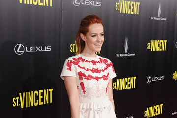 Jena Malone 'St. Vincent' Premieres in NYC —Part 2