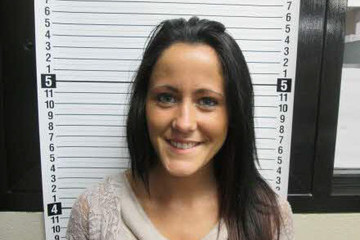 Jenelle Evans Jenelle Evans' Booking Photo — Part 2