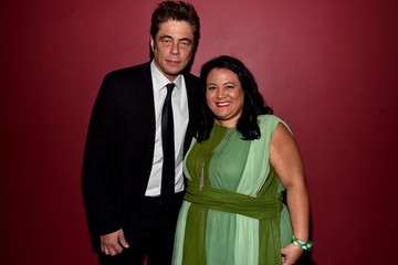 Jenelle Riley AFI FEST 2015 Presented by Audi - A Conversation with Benicio Del Toro