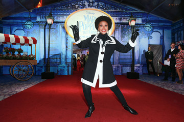 "Jenifer Lewis Premiere Of Disney's ""Mary Poppins Returns"" - Red Carpet"