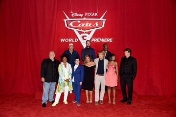 Jenifer Lewis Premiere of Disney/Pixar's 'Cars 3' - Red Carpet