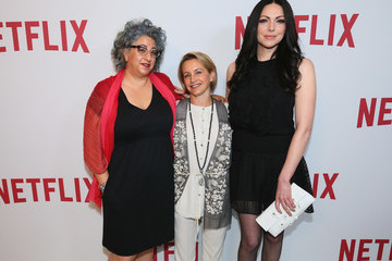 Jenji Kohan Netflix's Rebels and Rule Breakers Luncheon and Panel Celebrating the Women of Netflix - Red Carpet