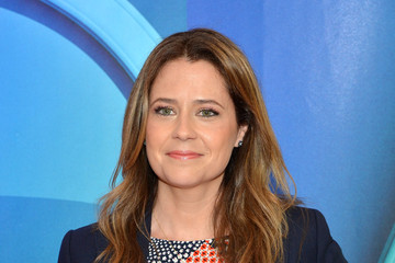 Jenna Fischer The 2015 NBC Upfront Presentation Red Carpet Event
